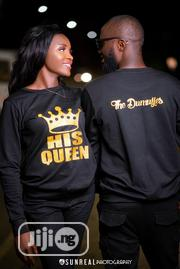 Customized Couple T Shirts/Sweatshirts | Clothing for sale in Lagos State, Lagos Mainland