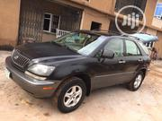 Lexus RX 2001 Black | Cars for sale in Edo State, Egor