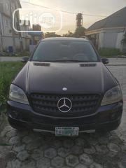 Mercedes-Benz M Class 2006 Black   Cars for sale in Lagos State, Lekki Phase 1