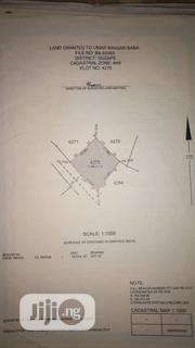 C of O Land at Guzape. Size 1,186 SQM | Land & Plots For Sale for sale in Abuja (FCT) State, Guzape