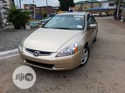 Honda Accord 2005 Gold | Cars for sale in Lagos State, Yaba