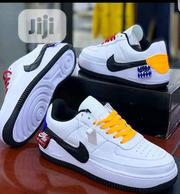 Original Unisex Nike White Canvas | Shoes for sale in Lagos State, Amuwo-Odofin