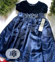 Jayne Copeland Navy Blue Gown | Children's Clothing for sale in Lagos State, Ikeja