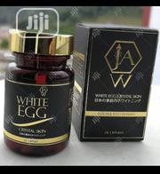 Jaw White Egg Crystal Skin Tablets   Vitamins & Supplements for sale in Lagos State, Surulere