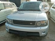 Land Rover Range Rover Sport 2010 HSE 4x4 (5.0L 8cyl 6A) Gray | Cars for sale in Lagos State, Amuwo-Odofin