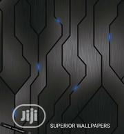 Black Velvet Wallpapers With Diamond Stunded Colour | Home Accessories for sale in Abuja (FCT) State, Utako