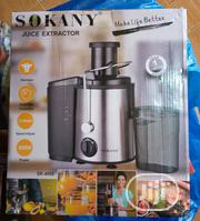 Sokany Juice Extractor   Kitchen Appliances for sale in Lagos State, Lagos Island