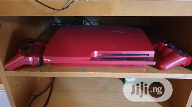 Archive: PS 3 Special Edition Red