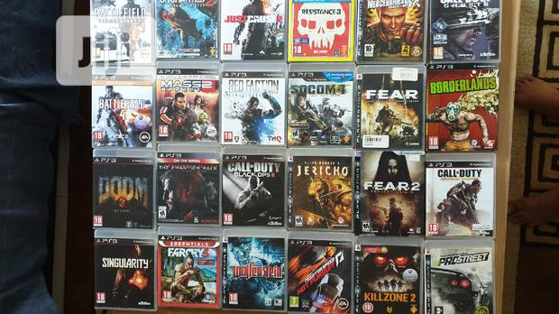 Archive: Ps3 Games Condition Like New