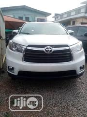 Toyota Highlander 2015 White | Cars for sale in Lagos State, Surulere