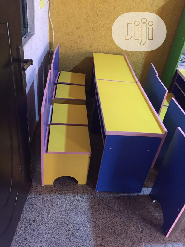 Archive: Children School Chairs and Table