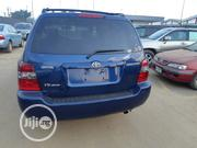 Toyota Highlander 2004 Limited V6 4x4 Blue | Cars for sale in Lagos State, Amuwo-Odofin