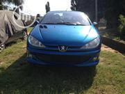 Peugeot 206 2006 1.4 75 Petit Filou Blue | Cars for sale in Abuja (FCT) State, Lugbe