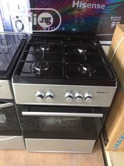 Maxi Gas Cooker 4+0 Stainless Inox | Kitchen Appliances for sale in Lagos State, Lagos Mainland
