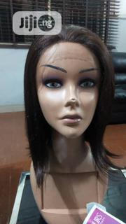 Lovely Frontal Straight Wig   Hair Beauty for sale in Lagos State, Ikeja
