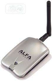 ALFA USB Wireless Network Adapter | Networking Products for sale in Lagos State, Ikeja