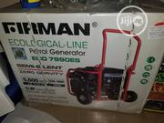 Fireman Ecological Line Generator | Electrical Equipments for sale in Lagos State, Ikorodu