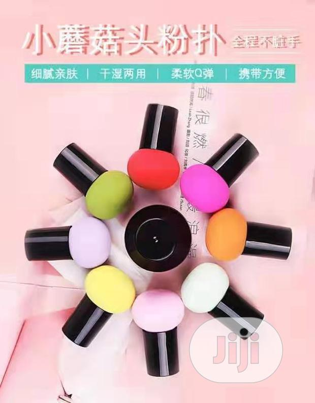 Beauty Blender With Handle