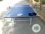 Indoor Table Tennis Table With Rollers | Sports Equipment for sale in Lagos State, Surulere