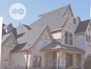 Heritage Korea Gerard Stone Coated Roofing & Water Gutter | Building & Trades Services for sale in Lagos State, Ifako-Ijaiye