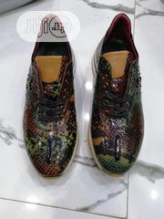 LV Snake Skin Sneaker   Shoes for sale in Lagos State, Lagos Island