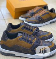 Louis Vuitton Monogram Brown LV Trainer/ Sneakers | Sports Equipment for sale in Abuja (FCT) State, Kubwa