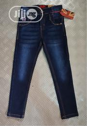 Boys Stock Jean Trouser | Children's Clothing for sale in Lagos State, Isolo
