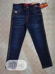 Boys Stock Jean Trouser For Age 4 -14yrs | Children's Clothing for sale in Lagos State, Isolo