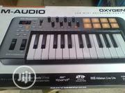 Oxygen 25 Usb Midi Keyboard Controller | Musical Instruments & Gear for sale in Lagos State, Mushin