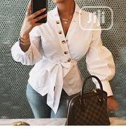 Button Wrap Top | Clothing for sale in Lagos State, Lagos Island