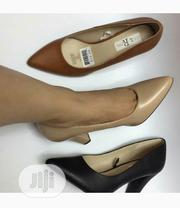 New Female Leather Heel Shoe | Shoes for sale in Lagos State, Amuwo-Odofin