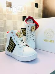 Versace High Top Sneakers | Children's Shoes for sale in Lagos State, Lagos Island