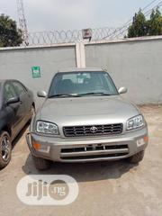 Toyota RAV4 2000 Automatic Gold | Cars for sale in Lagos State, Yaba