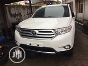 Toyota Highlander Limited 3.5l 4WD 2013 White | Cars for sale in Lagos State, Surulere