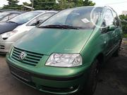 Volkswagen Sharan 2004 Green | Cars for sale in Lagos State, Apapa
