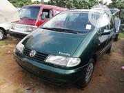 Volkswagen Sharan 2004 1.8 T Green | Cars for sale in Lagos State, Apapa