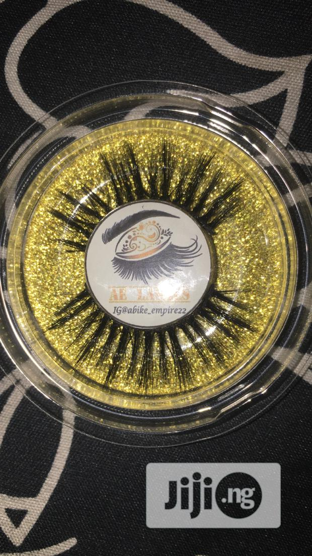 Archive: Complete Your Look With Our Mink AE Lashes