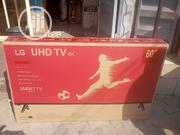 LG 60 Inches Smart Led 4k Televisions | TV & DVD Equipment for sale in Lagos State, Ojo