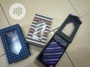 Men Gift Set -Tie ,Pocket Square and Cofflinks | Clothing Accessories for sale in Lagos State, Surulere