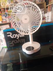 Table Rechargable Fan   Home Appliances for sale in Kwara State, Ilorin East