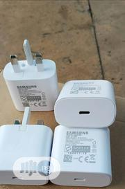 Samsung Note 10 Charger + Cable | Accessories for Mobile Phones & Tablets for sale in Lagos State, Lekki Phase 1
