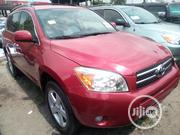 Toyota RAV4 2008 2.0 VVT-i Red | Cars for sale in Lagos State, Apapa