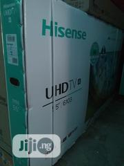 Hisense 4K UHD Television 55"