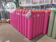 Oxcygen And Acetylen Gas Bottle | Manufacturing Materials & Tools for sale in Rivers State, Port-Harcourt