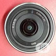 Sony 16mm 2.8F Lens | Accessories & Supplies for Electronics for sale in Lagos State, Lagos Island