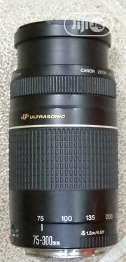 Canon 75-300mm Lens   Accessories & Supplies for Electronics for sale in Lagos State, Lagos Island