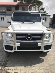 Mercedes-Benz G-Class 2017 White | Cars for sale in Lagos State, Lekki Phase 1