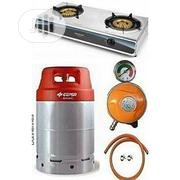 Cepsa 12.5kg Gas Cylinder With Best Choice Gas Cooker,   Kitchen Appliances for sale in Abuja (FCT) State, Mabuchi