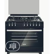 Bruhm 4 Gas Burners + 2 Electric Cooker( 90 X 60 ) | Kitchen Appliances for sale in Abuja (FCT) State, Mpape