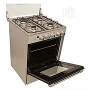 Scanfrost Standing Gas Cooker With 4 Burners and Oven | Kitchen Appliances for sale in Abuja (FCT) State, Wuye